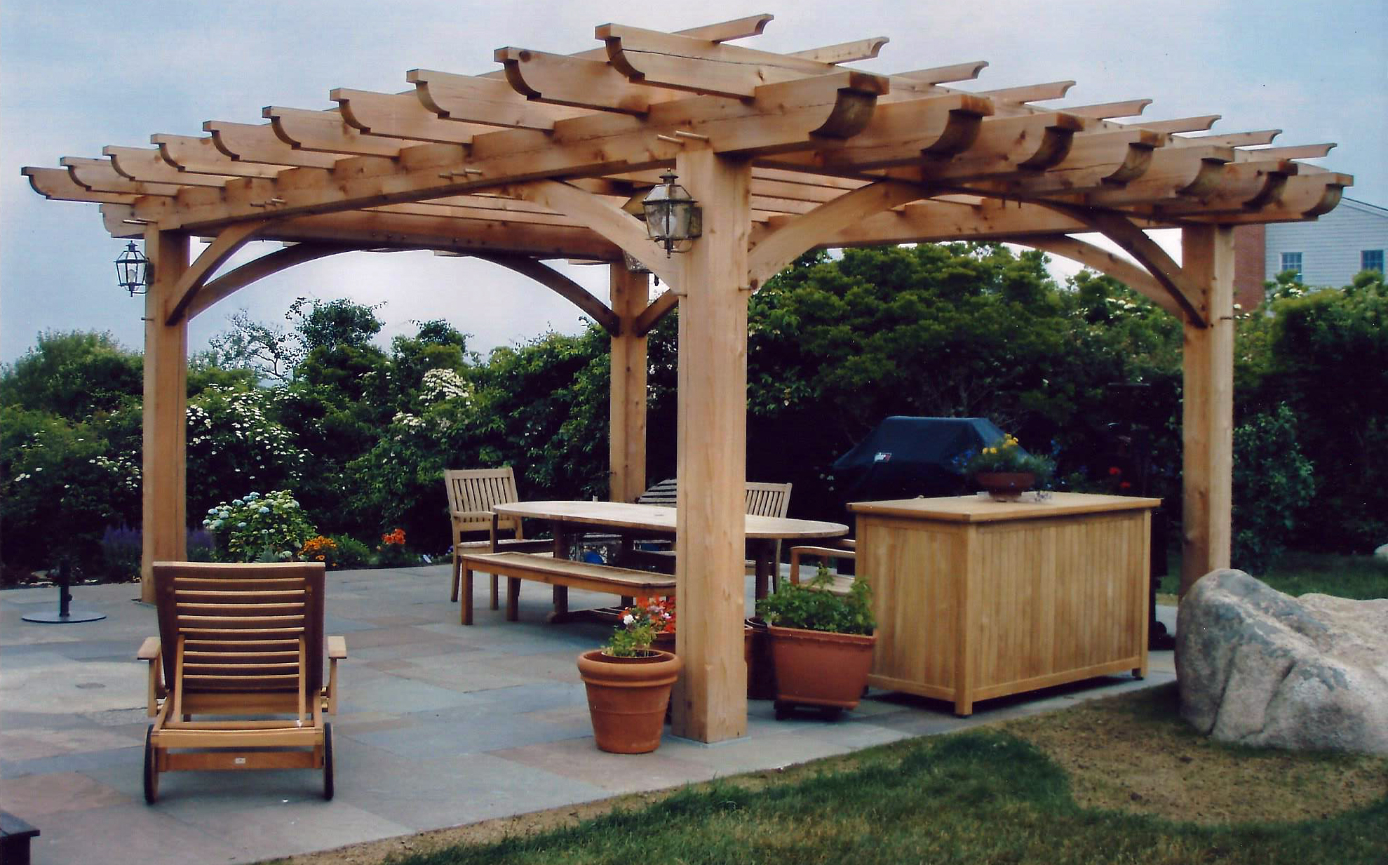 New England Timber Framers
